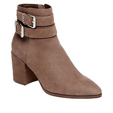 Steven by Steve Madden Pearle Leather Bootie