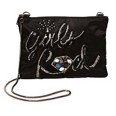 Steven by Steve Madden Rock Clutch