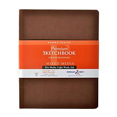Stillman & Birn Gamma Series Softcvr Sketchbook 8x10 Portrait 96 pages