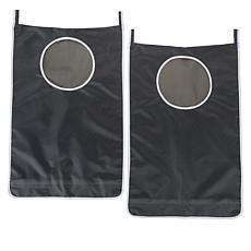 StoreSmith Over the Door Laundry Hamper 2-pack