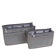 StoreSmith Set of 2 Purse Organizers