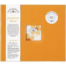 Storybook Album - Tangerine