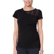 Stowaway Collection City Maternity and Nursing Top