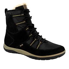 Strive Roxby Water-Resistant Leather and Nylon Orthotic Boot