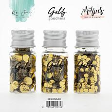 Studio Light Karin Joan Sequins Set Goldy Missees Collection No. 03