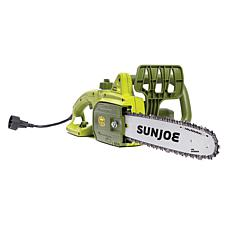 "Sun Joe 9 Amp 14"" Electric Chain Saw"
