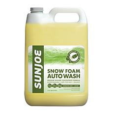 Sun Joe® Snow Foam Pressure Washer Rated Car Wash Soap and Cleaner