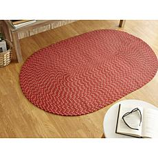 "Sunsplash Braided Rug - 20"" x 30"""