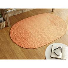 "Sunsplash Braided Rug - 42"" x 66"""