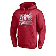 Super Bowl LV Champions Celebration Pullover Hoodie by Fanatics