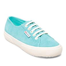 Superga Suede Classic Lace-Up Sneaker