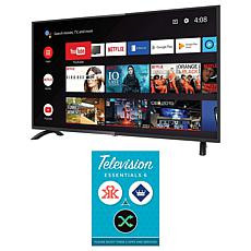 "SUPERSONIC 42"" Google Smart HDTV with Voucher for Software & Services"