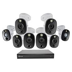 Swann 4K Surveillance System Kit w/16-Channel 2TB DVR & 8 Cameras