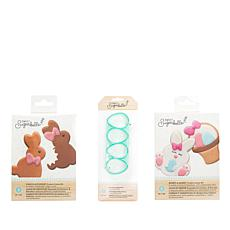 Sweet Sugarbelle Easter Cookie Cutter Bundle