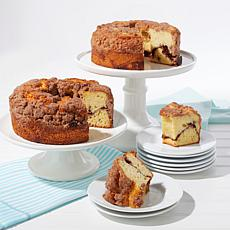 SweetDo Sour Cream Cinnamon Coffee Cake 2-pack
