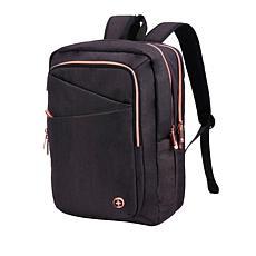 Swiss Digital RFID Protection Charging Backpack