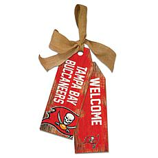 Tampa Bay Buccaneers 12 Inch Team Tags