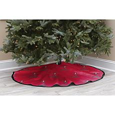 Tampa Bay Buccaneers Christmas Tree Skirt