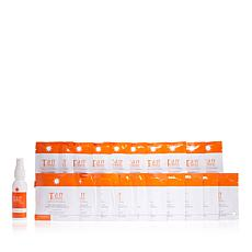 TanTowel® Classic 20-piece Kit with Self-Tanning Mist