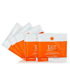 TanTowel® Full-Body Plus 5-pack