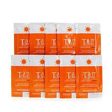 TanTowel® Half-Body Plus 10-pack
