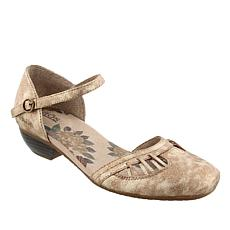 Taos Footwear Honor Leather D'Orsay Mary Jane