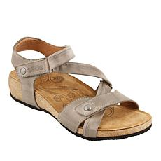 Taos Footwear Universe Leather Adjustable Sandal