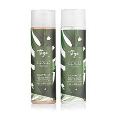 Taya Coco-water Hydrating Volume Shampoo and Conditioner Duo