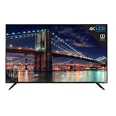 "TCL 55"" 6-Series 4K UHD LED Dolby Vision HDR Roku Smart TV Bundle"