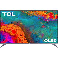 """TCL S535 55"""" 4K HDR ROKU TV with 6ft HDMI Cable and Voucher"""