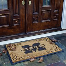 Team Door Mat - Michigan - College