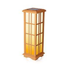 "Techko SJL-623-1 Solar Zen Lantern - 33.4"" H"