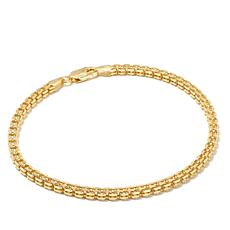 "Technibond® Box-Chain 8"" Bracelet"