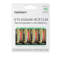 Tenergy 4-pack Rechargeable Batteries for Arlo Security Cameras