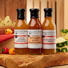 Terrapin Ridge Farms Grill Sauce 3-pack
