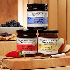 Terrapin Ridge Farms Savory Jam Trio