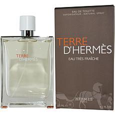 Terre Dhermes by Hermes Eau Tres Fraiche - Men 4.2 oz.