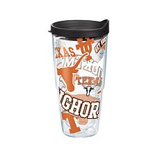 Tervis NCAA All-Over 24 oz. Tumbler with Lid - Texas Lo