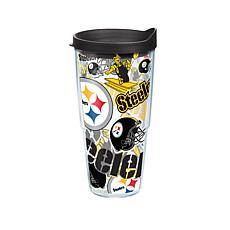 Tervis NFL All-Over 24 oz. Tumbler - Steelers