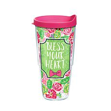 Tervis Simply Southern Bless Your Heart 24 oz. Tumbler