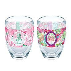 Tervis Simply Southern Relax More and Sunshine 9 oz. Tu
