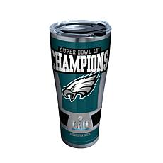 Tervis Super Bowl LII Champs 30 oz. Stainless Steel Tumbler - Eagles