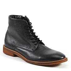 Testosterone Shoes Allow Me Men's Lace-Up Leather Boot