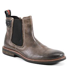 Testosterone Shoes Arch Way II Men's Side Zip Leather Boot