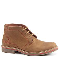 Testosterone Shoes C U Later Men's Lace Up Leather Chukka Boot