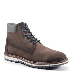 Testosterone Shoes Pool Side Men's Lace Up Leather Boot