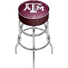 Texas A&M University Padded Bar Stool