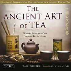 The Ancient Art of Tea: Wisdom from Old Chinese Masters Cookbook