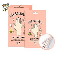 The Beauty Spy 5-pack G9 Skin Soft Hands Masks