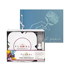 The Floral Preservation Company Preservation Kit plus At Peace Album